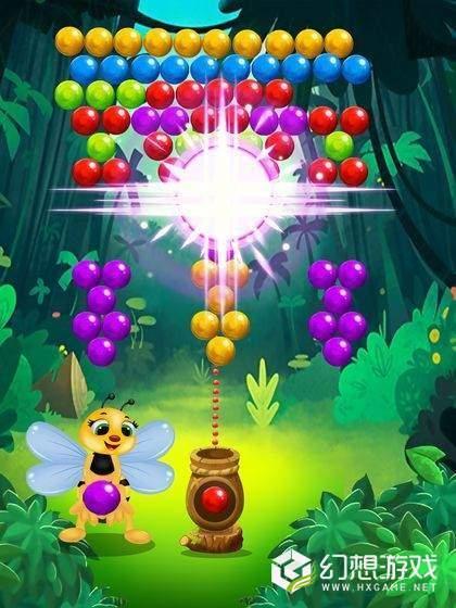 蜜蜂气泡图2