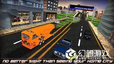 巴士模拟器城市驾驶图1