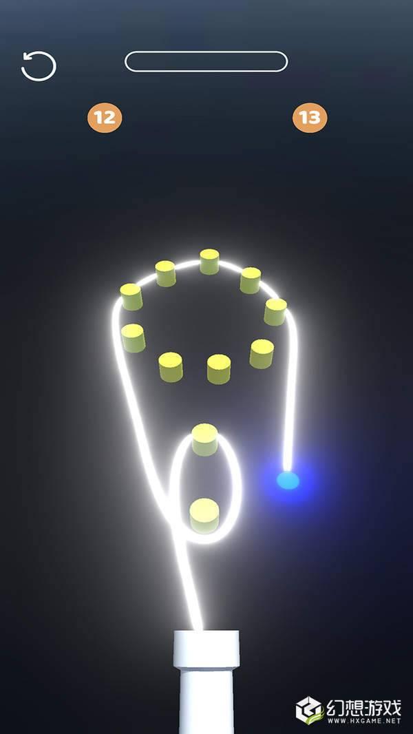 霓虹绕绳子图3