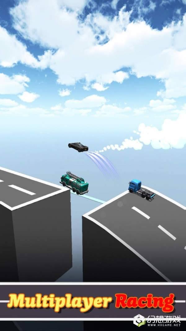 空中赛车3D图3