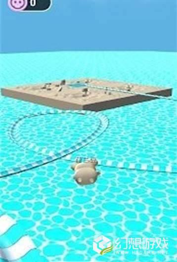 仓鼠水上乐园图1