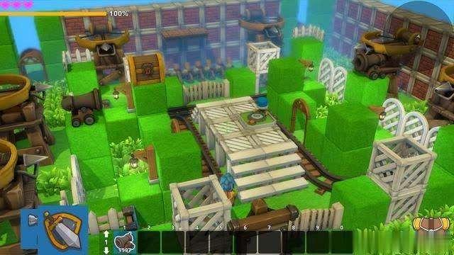 沙盒模拟建造游戏
