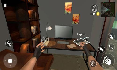 模拟偷盗游戏