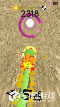 Twisty Snake 3D图1