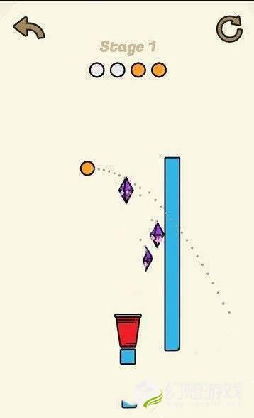扔一个乒乓球图1