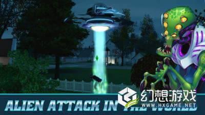 美军激战外星人图3