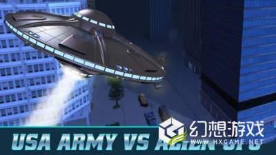 美军激战外星人图2