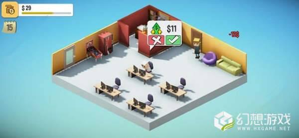 懒散的大亨办公室图2