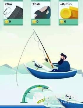 幸运的钓鱼图2