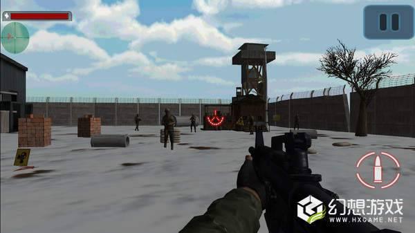 现代战场射击图5