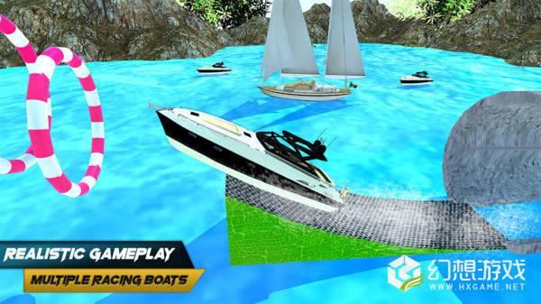激流快艇模拟器图4