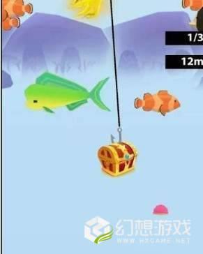 幸运的钓鱼图1