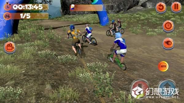 真实山地自行车2图2