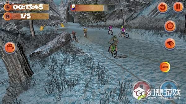 真实山地自行车2图4