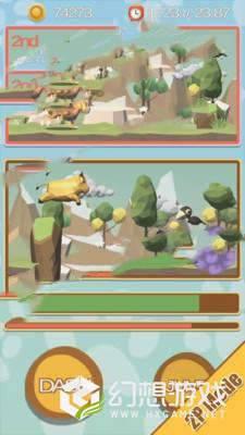 奔跑的小动物图1