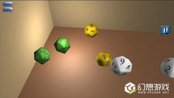 疯狂骰子滚子3D图2