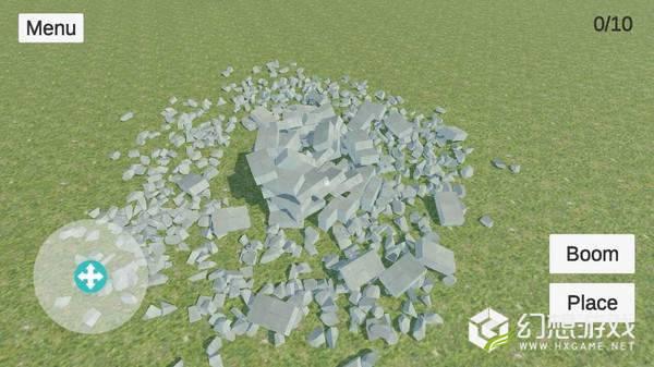 爆破物理模拟器图3