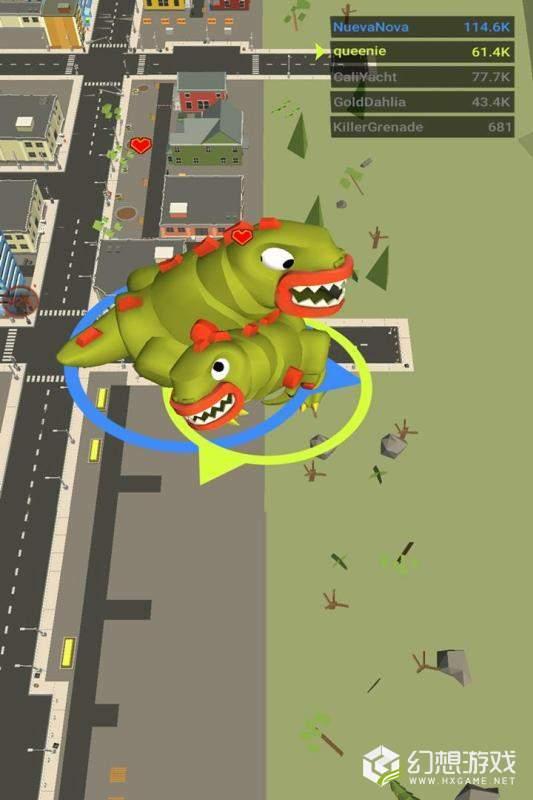 怪兽城市破坏王图3