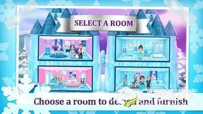 冰雪公主冬季城堡图3