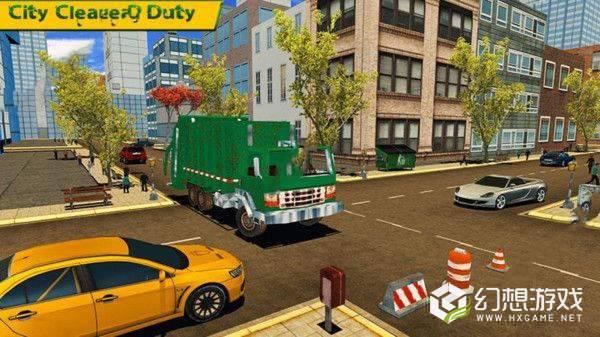 垃圾分类车模拟器图2