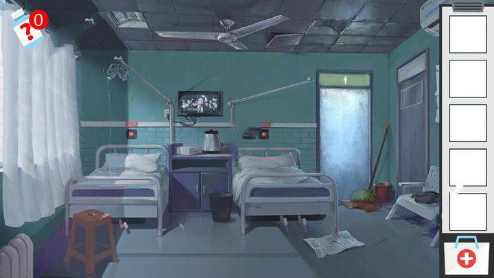 医院类的解谜游戏