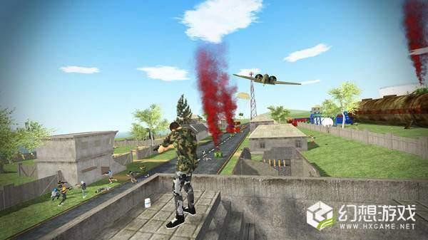 僵尸堡垒生存战图3