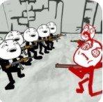 漫画暴走战争模拟
