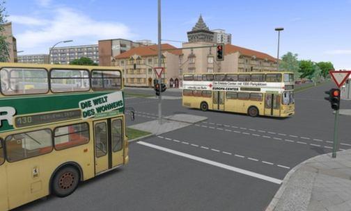 巴士模拟驾驶游戏
