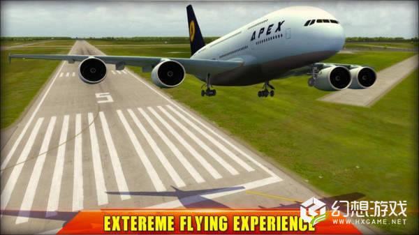 终极飞行模拟3D图1