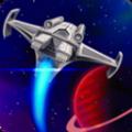 太空飞船银河飞行