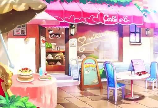 甜品店经营游戏