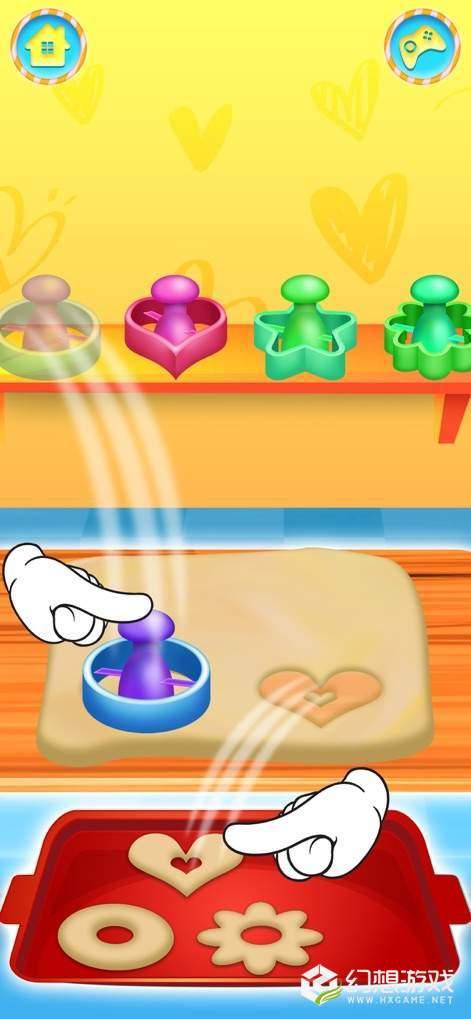甜甜圈制作者甜点厨房图4