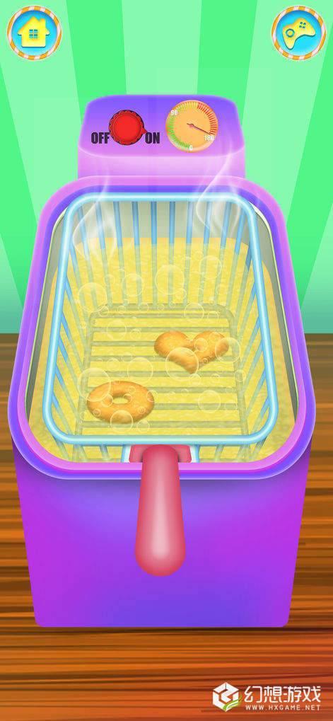 甜甜圈制作者甜点厨房图1