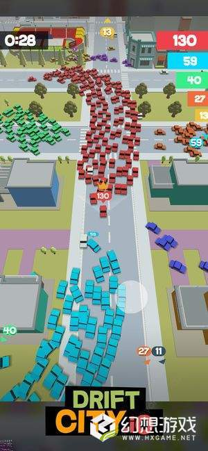 Drift City io图2