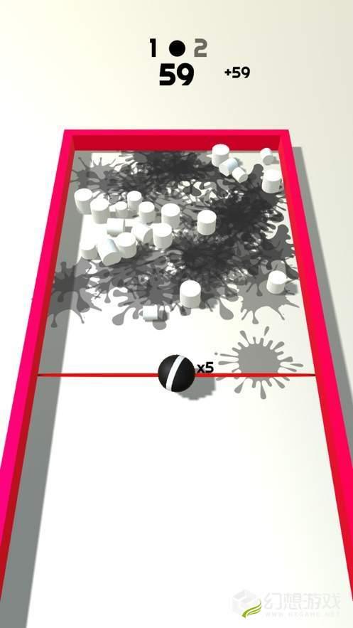 彩色球球大碰撞图4