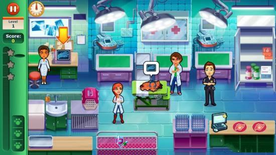模拟医生游戏