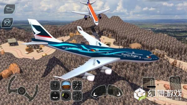 飞行员竞赛模拟器图4