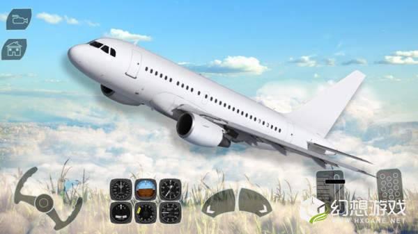 飞行员竞赛模拟器图1