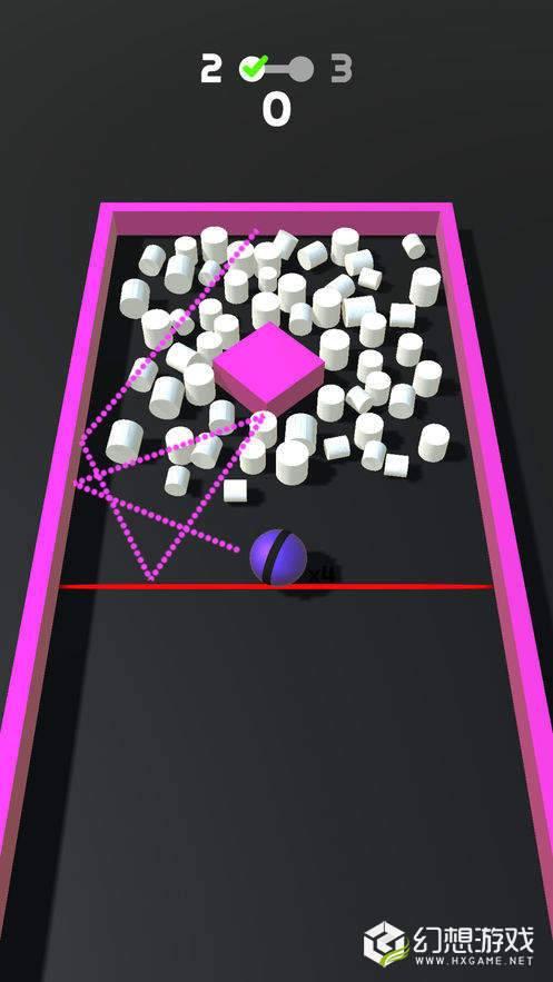 彩色球球大碰撞图1