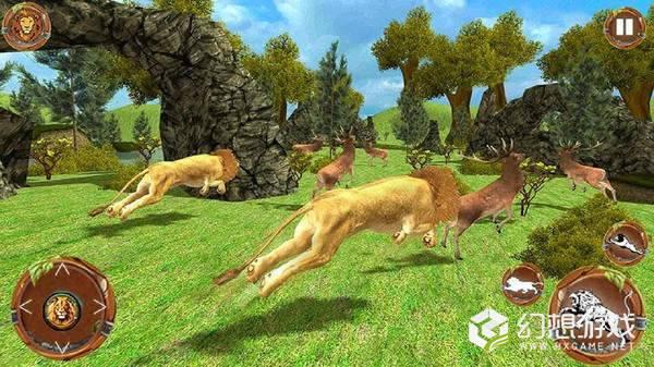 狮子复仇模拟器图2