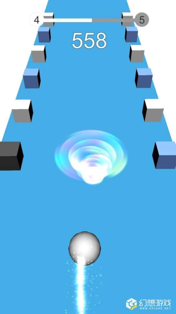 旋转的龙卷风图1