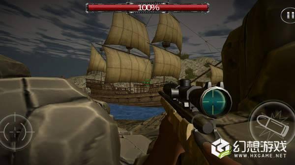 海岛契约射手战斗3D图2