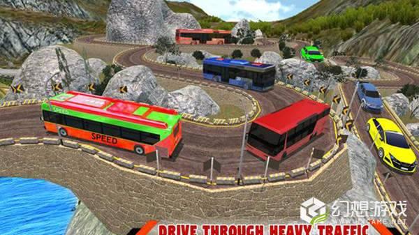 山路雪上巴士图3