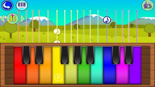 钢琴闯关游戏
