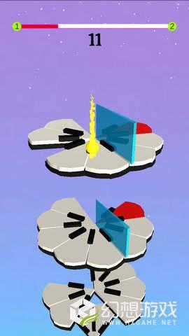 钢琴循环螺旋钢琴跳跃图2