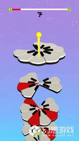 钢琴循环螺旋钢琴跳跃图1