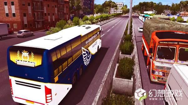 巴士赛车模拟器图2