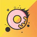 战斗的甜甜圈