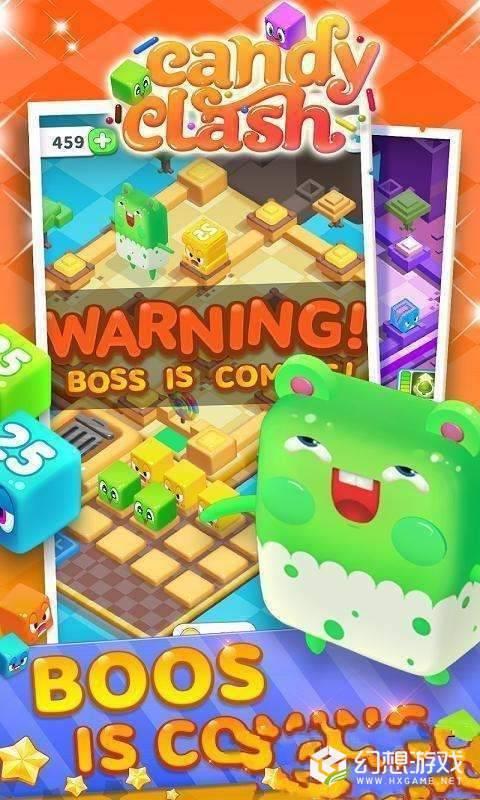 糖果碰撞迷宫冒险图3