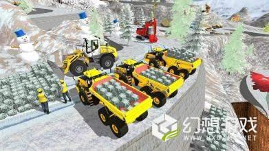 拆除挖掘机3D图5